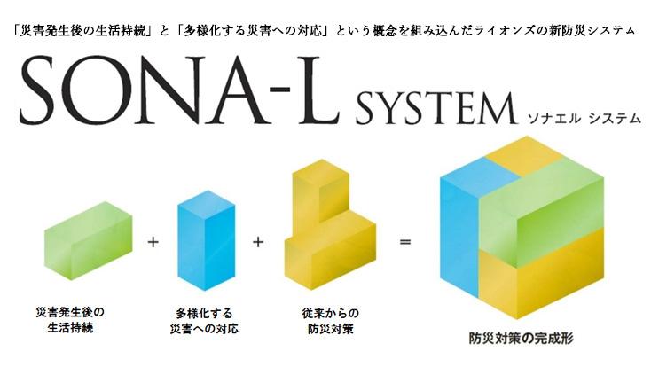 SONA-L SYSTEM