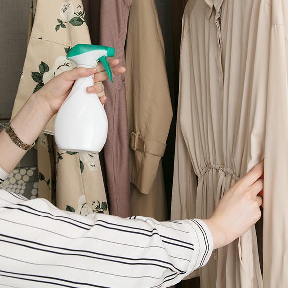 消臭・除菌は時間をかけずに効率的に