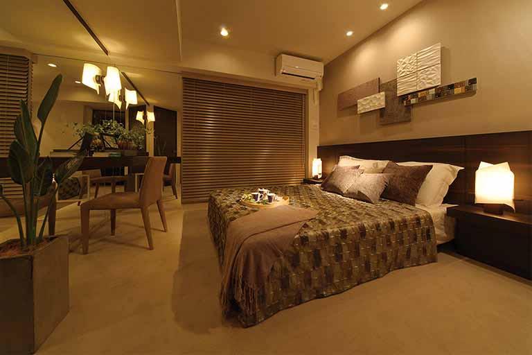安眠とくつろぎの空間を手に入れる寝室レイアウト 「スムスム ...
