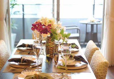 テーブルコーディネートの基本を知って食卓に彩りを!