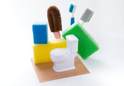トイレ掃除で知っておきたい汚れとその落とし方