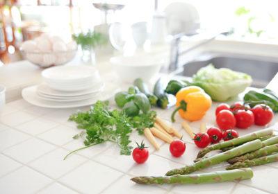 野菜を長持ちさせキッチンを使いやすくする野菜収納術